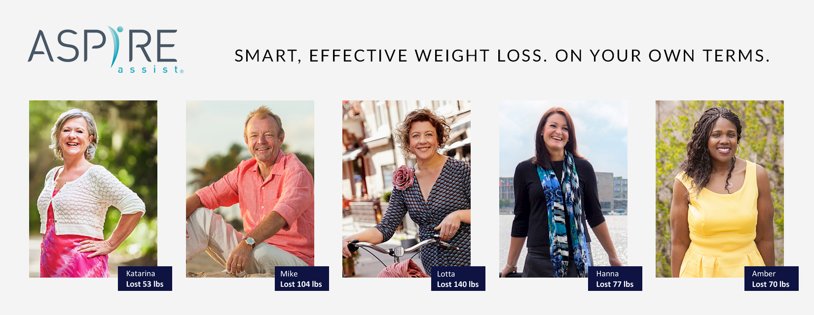 AspireAssist - Smart, effective weight loss. On your own terms.